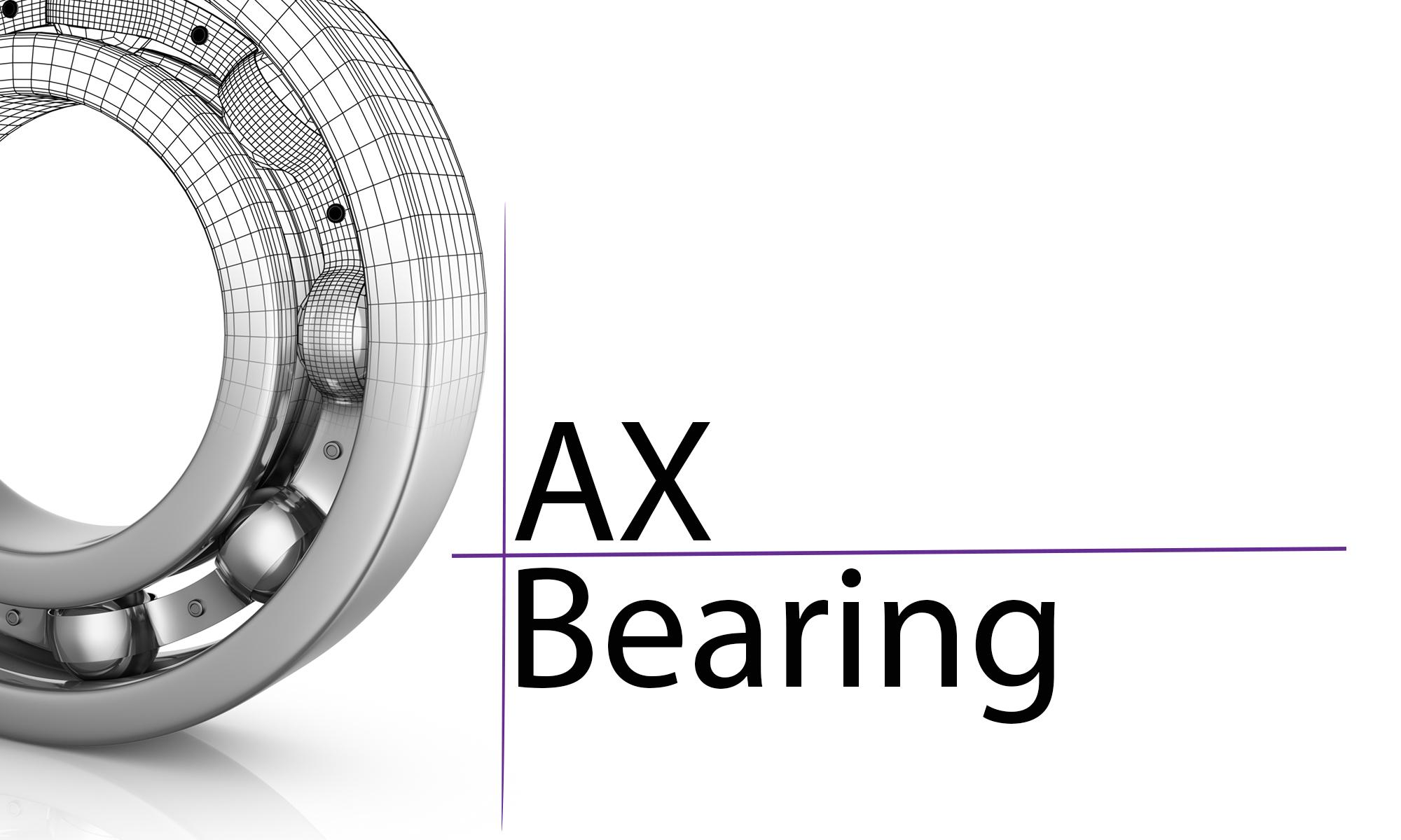 Ax Bearing